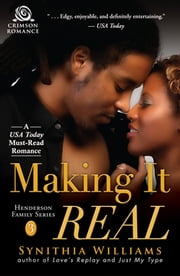 Making It Real ebook by Synithia Williams