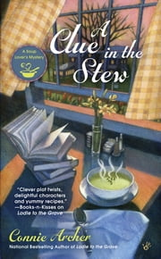 A Clue in the Stew ebook by Connie Archer