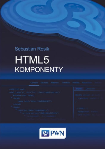 HTML5 ebook by Sebastian Rosik