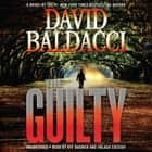 The Guilty livre audio by David Baldacci