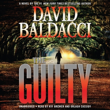 The Guilty audiobook by David Baldacci