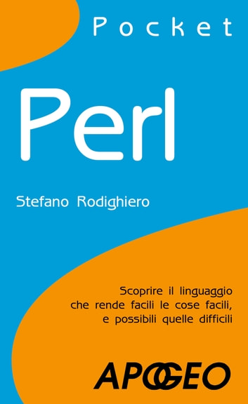 Perl Pocket ebook by Stefano Rodighiero