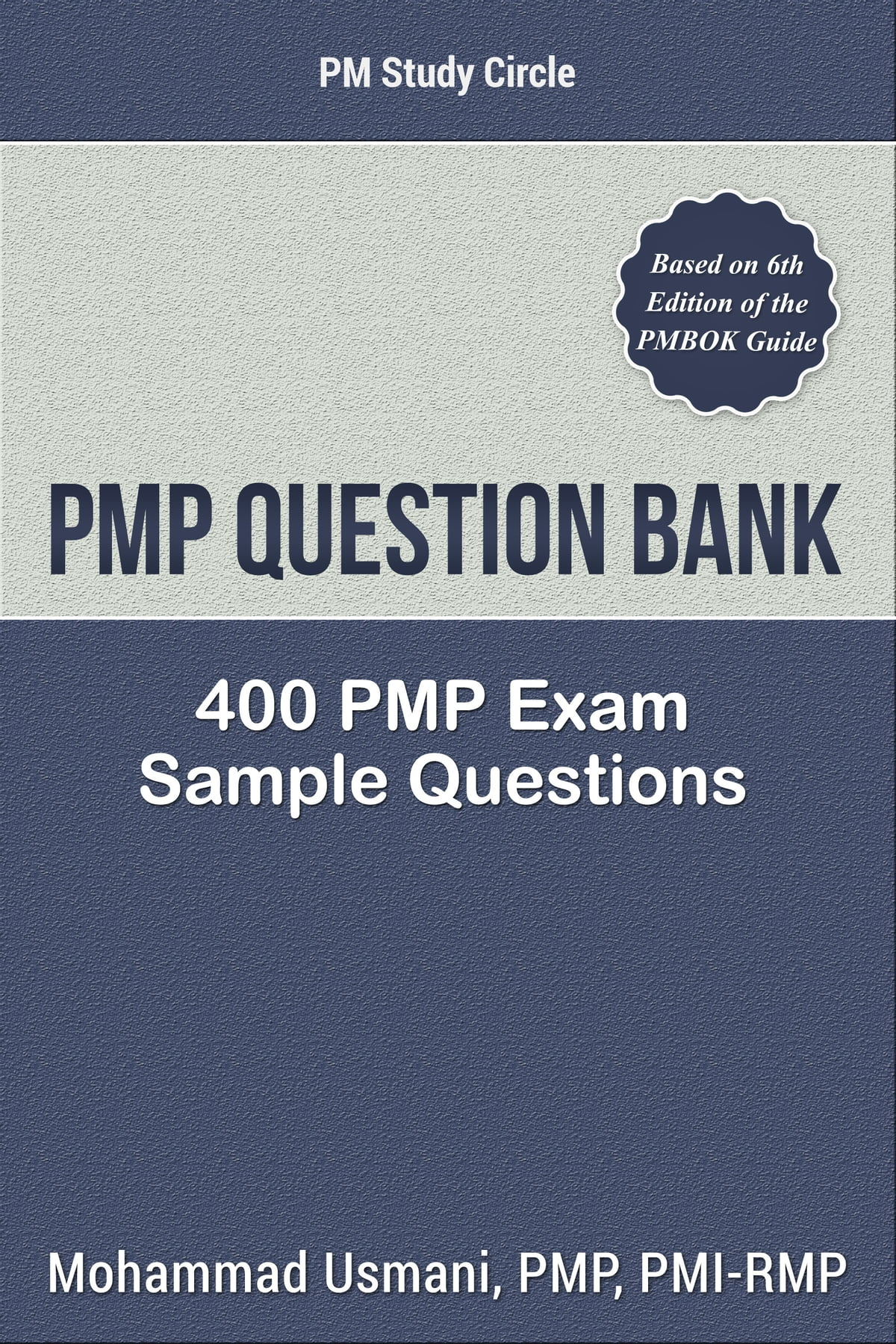 Pmp Question Bank Ebook By Mohammad Usmani 9781311130129 Rakuten