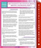 DSM-5 Diagnostic and Statistical Manual (Mental Disorders) Part 1 - (Speedy Study Guides) ebook by Speedy Publishing