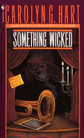 Something Wicked ebook by Carolyn Hart