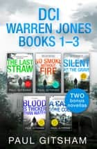 The DCI Warren Jones Series Books 1–3 ebook by Paul Gitsham