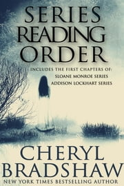 Cheryl Bradshaw Series Reading Order ebook by Cheryl Bradshaw
