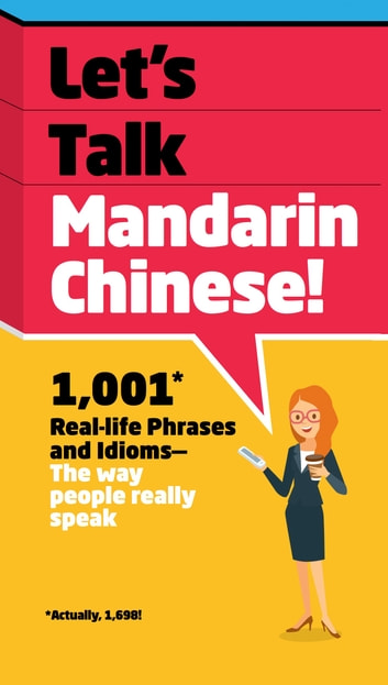 Let's Talk Mandarin Chinese ebook by Wendy Abraham