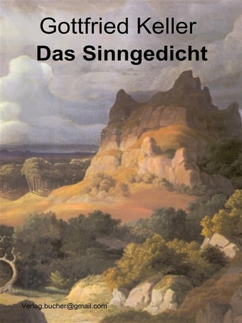 Das Sinngedicht ebook by Gottfried Keller