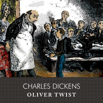 Oliver Twist audiobook by Charles Dickens