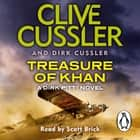 Treasure of Khan - Dirk Pitt #19 audiobook by Clive Cussler, Dirk Cussler, Scott Brick