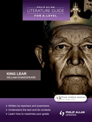 Philip Allan Literature Guide (for A-Level): King Lear ebook by Martin Old