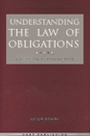 Understanding the Law of Obligations - Essays on Contract, Tort and Restitution ebook by Andrew Burrows