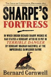 Sharpe's Fortress ebook by Bernard Cornwell