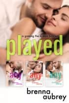 Played - a Gaming The System box set ebook by Brenna Aubrey