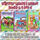 Whitney Wallace Learns a Lesson Books 1 - 3 - For 4-10 Year Olds, Perfect for Bedtime & Young Readers audiobook by Susan G. Charles