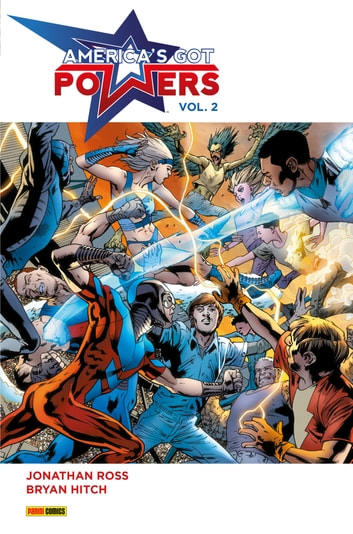 America's Got Power T02 ebook by Jonathan Ross,Bryan Hitch