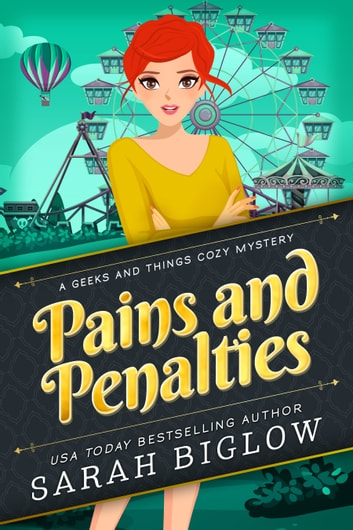 Pains and Penalties ebook by Sarah Biglow