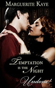 Temptation is the Night ebook by Marguerite Kaye