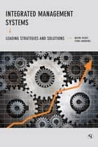 Integrated Management Systems ebook by Wayne Pardy,Terri Andrews