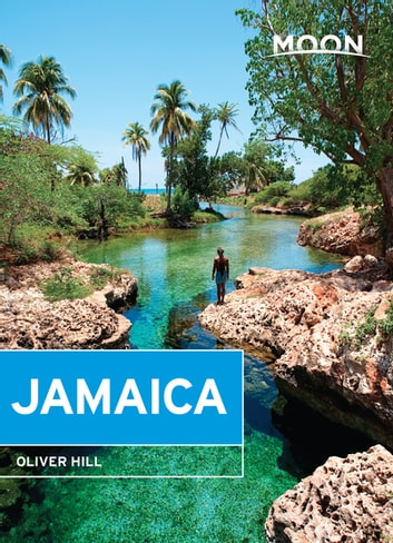Moon Jamaica ebook by Oliver Hill