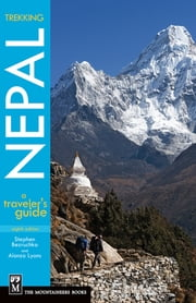 Trekking Nepal 8th Edition - A Traveler's Guide ebook by Stephen Bezruchka,Alonzo Lyons