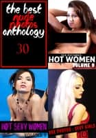 The Best Nude Photos Anthology 30 - 3 books in one ebook by Melody Barker, Michelle Moseley, Dianne Rathburn