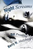Night Screams ebook by Bill Pronzini, Barry N. Malzberg