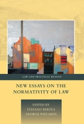 New Essays on the Normativity of Law ebook by