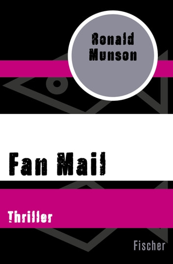 Fan Mail - Thriller ebook by Ronald Munson