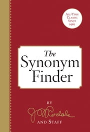 The Synonym Finder ebook by J.I. Rodale