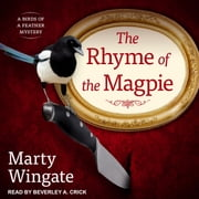 The Rhyme of the Magpie audiobook by Marty Wingate