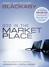 God in the Marketplace ebook by Henry Blackaby,Richard Blackaby