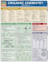 Organic Chemistry Fundamentals ebook by BarCharts,Inc