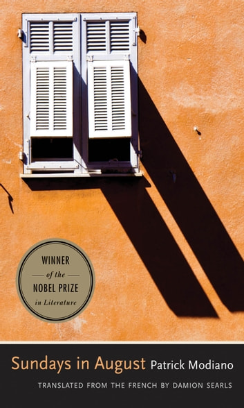 Sundays in August ebook by Patrick Modiano