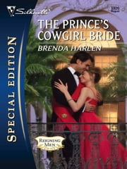 The Prince's Cowgirl Bride ebook by Brenda Harlen