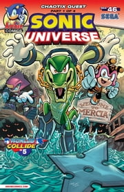 Sonic Universe #46 ebook by Ian Flynn, Tracy Yardley!, Jim Amash, Jack Morelli, Matt Herms