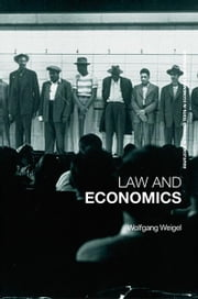 Economics of the Law - A Primer ebook by Wolfgang Weigel