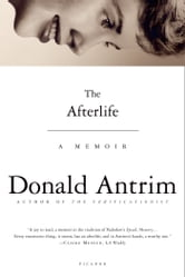The Afterlife - A Memoir ebook by Donald Antrim