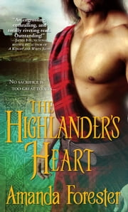 The Highlander's Heart ebook by Amanda Forester