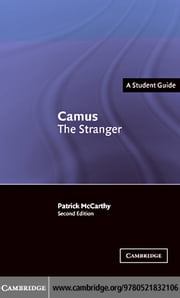 Camus: The Stranger 2ed ebook by McCarthy, Patrick