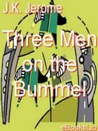 Three Men on the Bummel ebook by K.J. Jerome