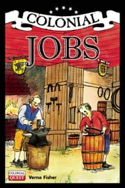 Colonial Jobs ebook by Verna Fisher,Andrew Christensen