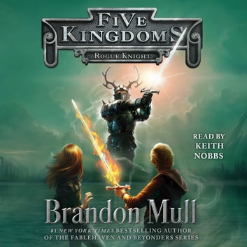 Rogue Knight audiobook by Brandon Mull