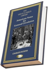 American Notes - for General Circulation ebook by Charles Dickens
