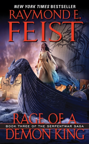 Rage of a Demon King ebook by Raymond E Feist