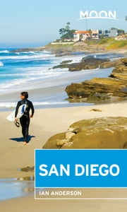 Moon San Diego ebook by Ian Anderson