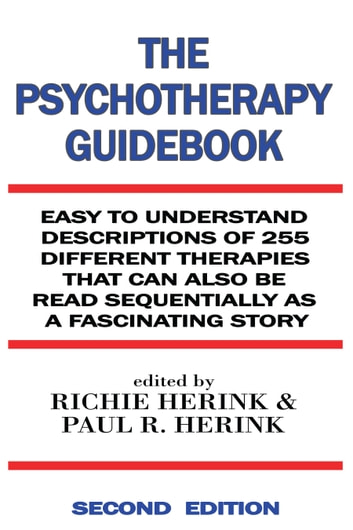 Psychotherapy Guidebook ebook by Richie Herink