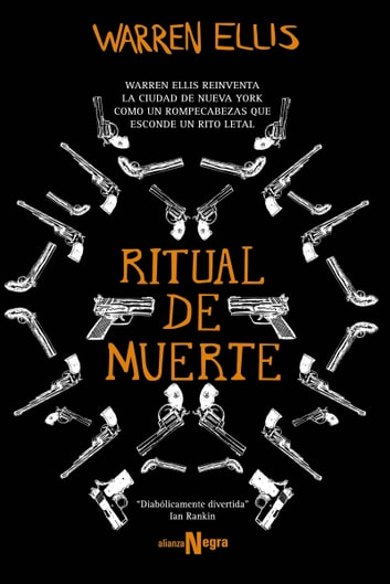 Ritual de muerte ebook by Warren Ellis