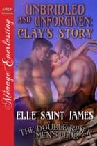 Unbridled and Unforgiven: Clay's Story ebook by Elle Saint James